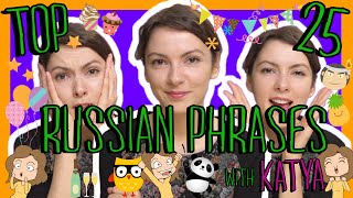 Learn the Top 25 Must-Know Russian Phrases!