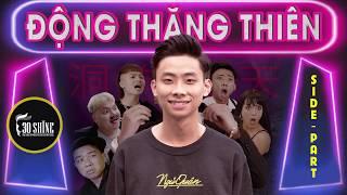 """Diễn viên Trung Be """"Động Thăng Thiên (Quỳnh Búp Bê Parody)"""" cắt Side Part cực chất tại 30Shine"""