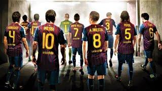 FC Barcelona - Home of Football - Tribute