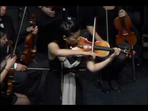 Karine's Violin Lessons - Michelle's Violin Concerto in E Minor (Small)