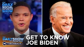 Getting to Know Joe Biden | The Daily Social Distancing Show