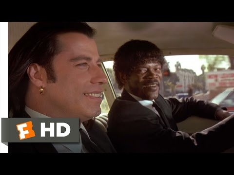 """Royale With Cheese (Dialogue Excerpt From """"Pulp Fiction"""")"""