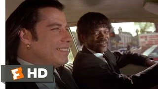 Royale With Cheese - Pulp Fiction (2/12) Movie CLIP (1994) HD
