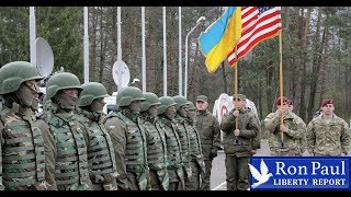 'Imminent Russian Threat'? Ukraine And NATO Launch Joint Military Exercises