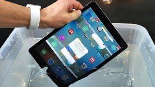 """iPad Pro 9.7"""" Water Test - Waterproof or Water Resistant?"""