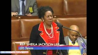 Sheila Jackson Lee (D-Idiot) Thinks the Constitution is 400 Years Old