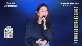 Hebe 田馥甄 - 小幸運Live (2015新北市歡樂耶誕城) YouTube 影片
