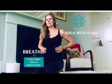 Elisa Williams Yoga Teacher-Our Daily Breath