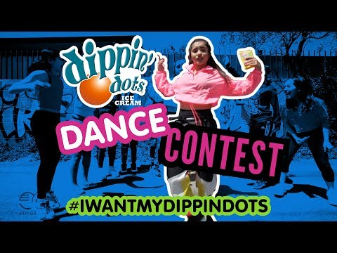 """Dippin' Dots is launching a national dance challenge starting July 1, 2019. The """"I Want My Dippin' Dots"""" dance challenge will award one grand prize winner $1,000 and free Dippin' Dots for a year. More information can be found at dippindots.com/dance."""