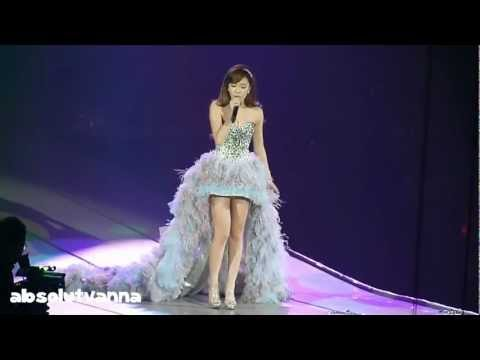 [HD/Fancam] 111209 Girls' Generation Tour Jessica's Solo Almost
