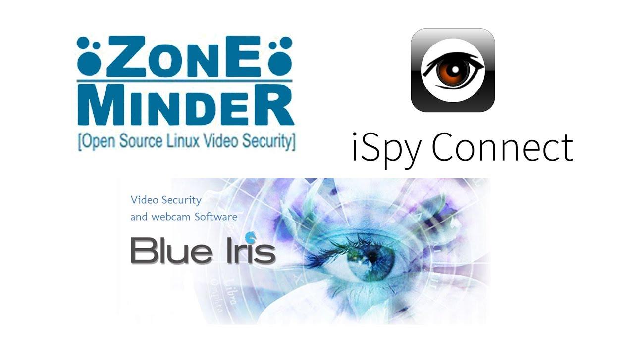 ZoneMinder vs iSpy vs Blue Iris | Setup | Comparison