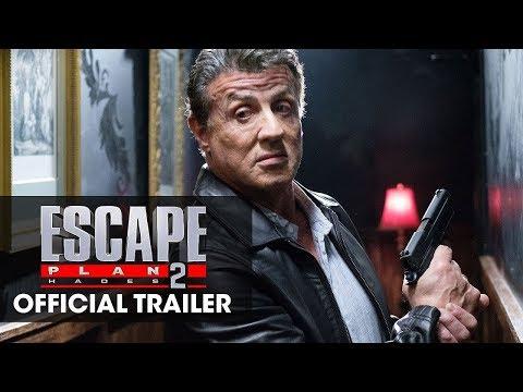 Escape Plan 2 - Trailer - Sylvester Stallone, Dave Bautista, Curtis Jackson
