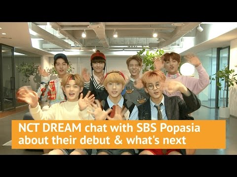 NCT DREAM chat about their big debut, mentors and what's next