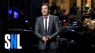 Jimmy Fallon Let's Dance Monologue - SNL