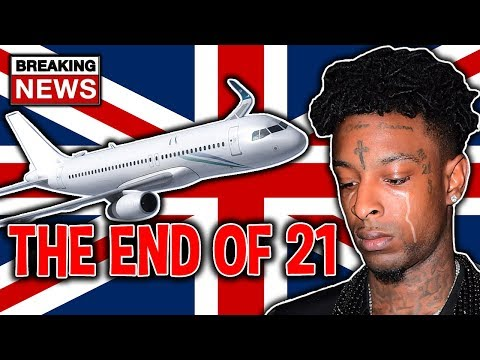 21 Savage Officially Deported After This Happened...