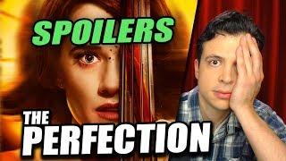 Spoilers de THE PERFECTION  - Reseña de la Película La Perfección de Netflix