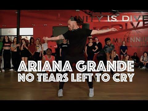Ariana Grande - No Tears Left To Cry | Hamilton Evans Choreography