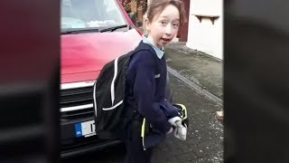 Stella McGirl's reaction to being told she's on the Toy Show   The Late Late Show   RTÉ One