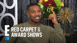 "Michael B. Jordan on ""Black Panther"" Breaking Box-Office Records 