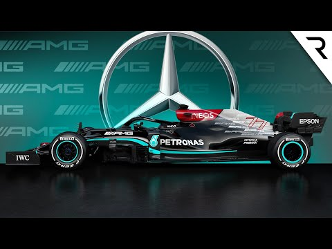 What's new on Mercedes' 2021 F1 car - and what it's keeping secret