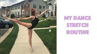 HOW I STAY FLEXIBLE AS A DANCER