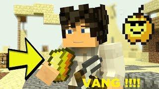 """Những Điều Bạn Cần Biết Về """"Vàng"""" Trong Minecraft !! (Gold)"""
