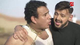 الحلقة 17 : رد فعل محمود الليثي بعد أكتشاف مقلب رامز تحت الأرض ...