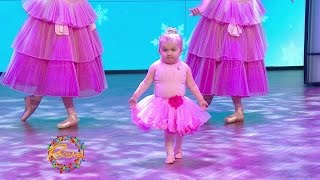 Watch Our Favorite Tiny Dancer Perform the Nutcracker with the New York City Ballet