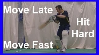 Cricket Batting Drills To Play Spin Bowling For Right Handed Batsmen