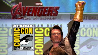 Comic Con 2014: Avengers 2: Age of Ultron Hall H Panel
