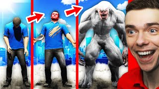 Michael Becomes SECRET ICE YETI In GTA 5 (Rampage)