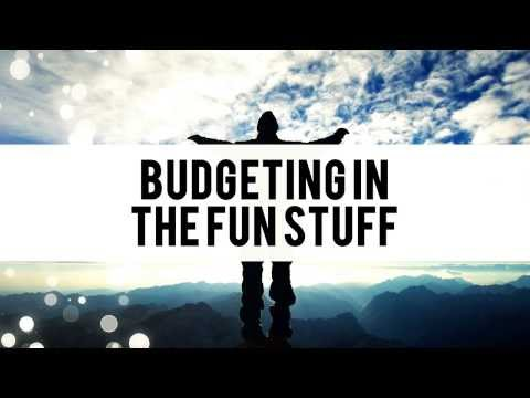 Budgeting in the Fun Stuff | Debt Free Squad