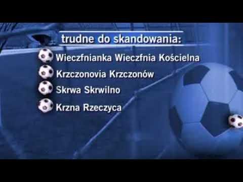 Dziwne nazwy polskich drużyn piłkarskich