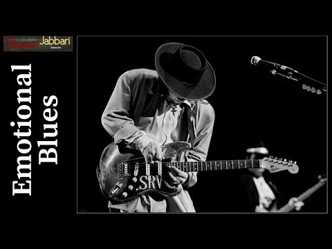 Emotional Blues Music - Youness Jabbari | Vol4