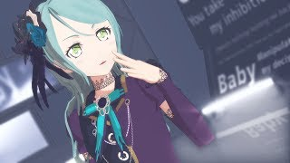 【MMDバンドリ】『ゴーストルール / Ghost Rule』by 氷川紗夜(ステージ衣装)【Roselia/1440p】