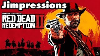 Red Dead Redemption 2 - Red Dead Realism (Jimpressions)