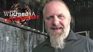 Slipknot's Shawn 'Clown' Crahan - Wikipedia: Fact or Fiction?