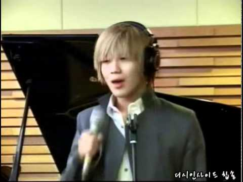 101020.SHINee.taemin solo.I Love You [태민-사랑합니다]