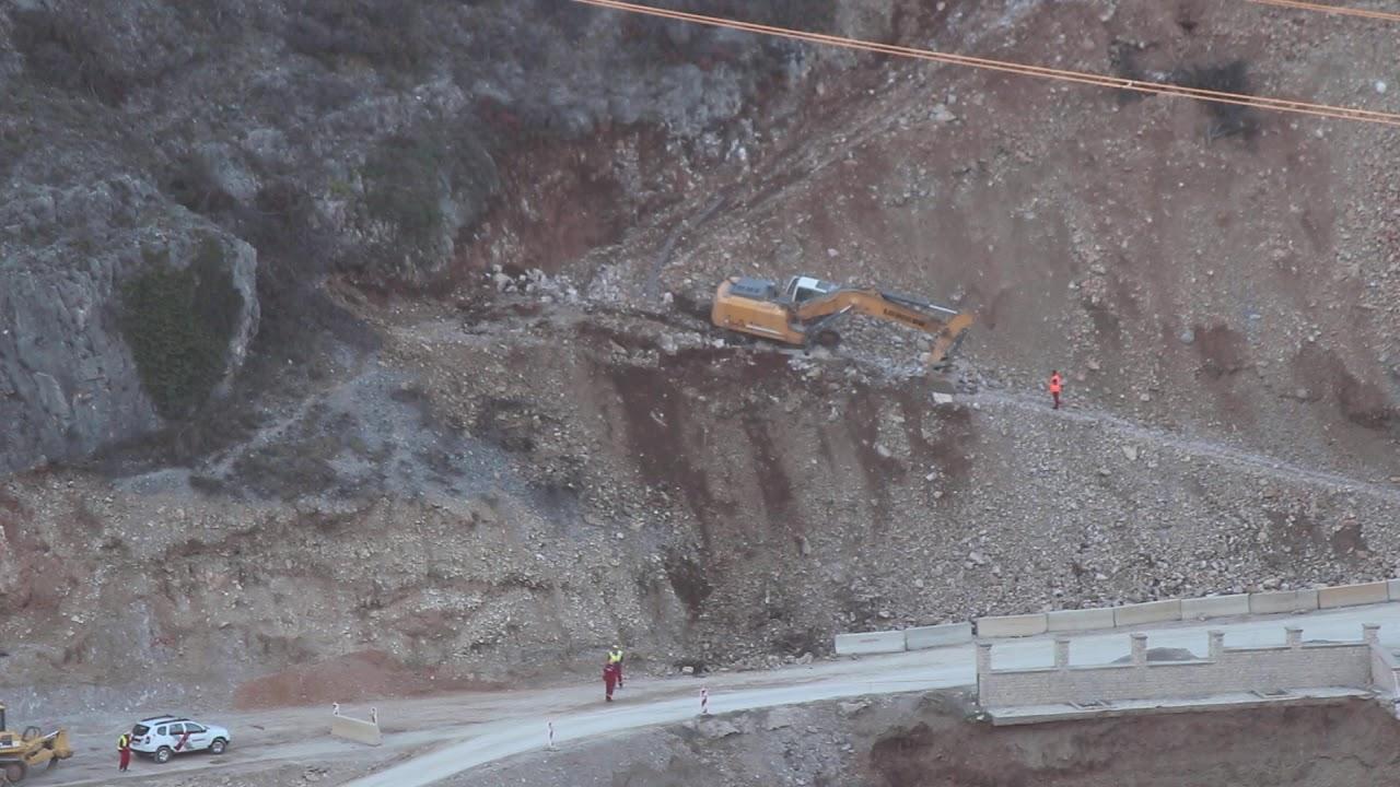 Pogledajte Kako Izgleda Izgradnja Autoputa Bar Boljare Video