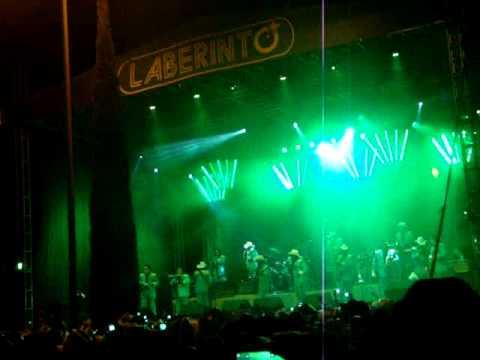 Grupo LABERINTO en Vivo en Cosió Ags.