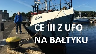 BLISKIE SPOTKANIE III STOPNIA Z UFO POLSKIEGO KUTRA NA BAŁTYKU - materiał Fundacji NAUTILUS, 2016