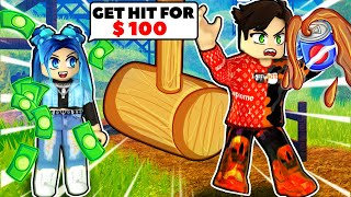 Breaking our Roblox bones for lots of $$$