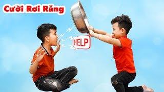 Xem 100 Lần Vẫn Không Nhịn Được Cười - Giải Trí Cho  Bé ♥ Min Min TV Minh Khoa