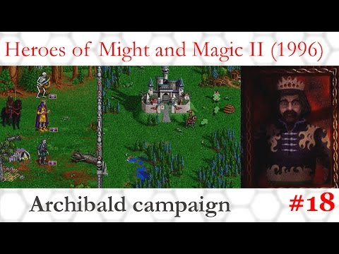 Heroes of Might & Magic II: The Succession Wars (1996) - Archibald ...