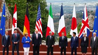 G-7 Security Tight in Case of Terrorist Attack or Volcanic Eruption