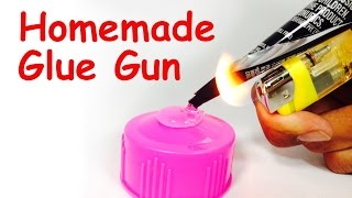 How to make HOT GLUE GUN at Home | DIY - EASY