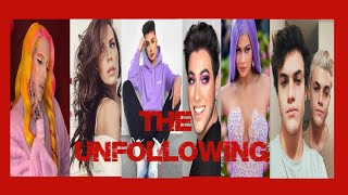 JAMES CHARLES | WHO HAS UNFOLLOWED HIM?