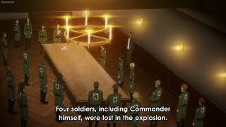 Eren yeager Betrays the Survey Corps