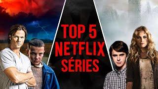 TOP 5   Melhores Séries do Netflix