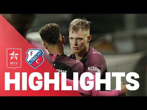 HIGHLIGHTS | MVV - Jong FC Utrecht